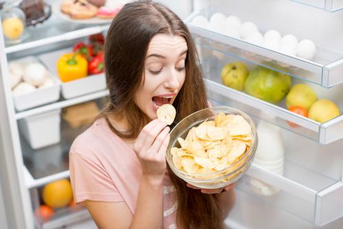 <持續減肥的秘訣①>光是宣告拒絕零食是瘦不下來的。