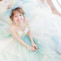 プレ花嫁さん必見♡THE HANYのウェディングドレスが大胆可愛い