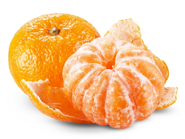 橘子減肥效果②▷ 白色纖維和外皮能夠幫助脂肪分解!
