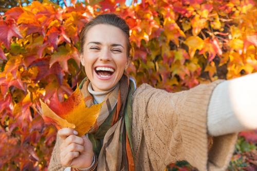 秋天非常適合瘦身減肥的原因① 涼爽的氣候