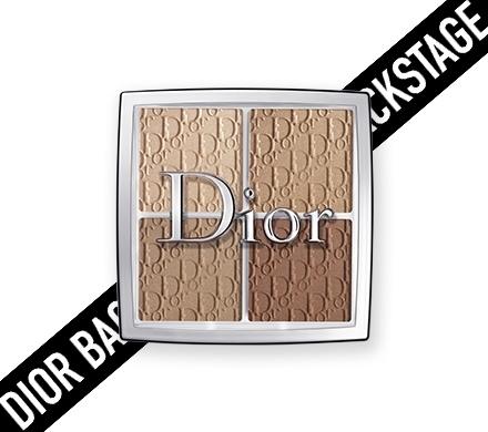 Dior バックステージ コントゥール パレット